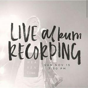Celebration_Album recording Capture Insta