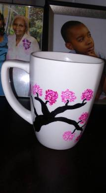 Custom order: Cherry blossom
